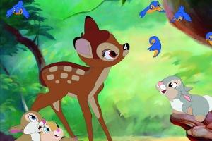 """Disney зніме ігровий ремейк мультфільму """"Бембі"""""""