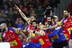 Сборная Испании обыграла хорватов и защитила титул чемпионов Европы по гандболу