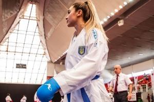 Карате: Терлюга виграла «срібло» на турнірі в Парижі