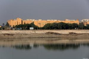 Посольство США в Іраку знову зазнало ракетного обстрілу