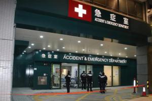 У лікарні Гонконгу вибухнула саморобна бомба