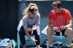 Тренерам дозволять давати поради тенісисткам під час матчів WTA
