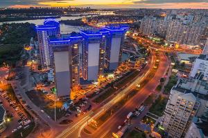 Киевская инфраструктура: только не надо рассказывать про «выдающуюся победу»!