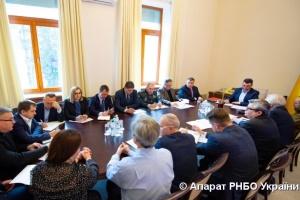 Коронавірус: у РНБО визначили завдання для органів влади
