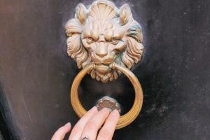 Уникальный Музей дверных молотков может появиться на Днепропетровщине