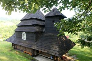 Деревянные церкви Карпат стали участниками нового туристического проекта