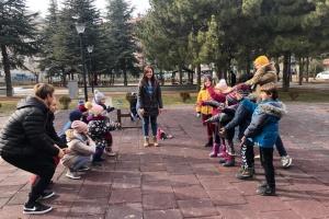"""В Анкарі почав роботу зимовий табір з елементами """"Пласту"""""""