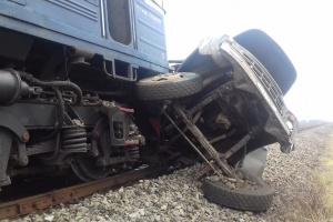 Укрзализныця заявляет, что водитель поезда не виноват в смертельном ДТП на Закарпатье