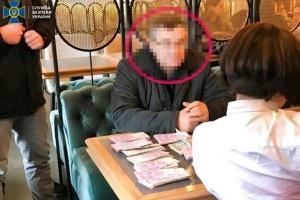 Руководитель общественной организации из Черниговщины требовал деньги у коммерсантов — СБУ