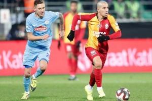 Денис Гармаш забил дебютный мяч за «Ризеспор»