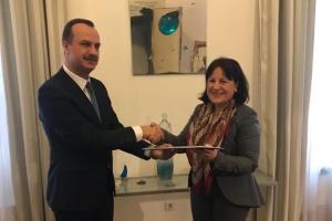Новый посол Украины Василий Кирилич начал дипмиссию в Хорватии