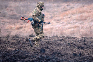 Twenty percent of Ukrainians support restoration of peace in Donbas through use of force