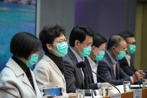 Гонконг зупиняє транспортне сполучення з материковим Китаєм