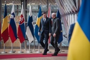 Украина рассчитывает на поддержку ЕС по защите граждан на оккупированных территориях