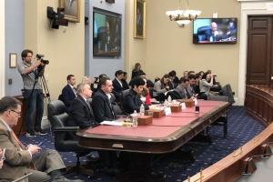 Сенцов розповів Конгресу США про участь ГРУ Росії в захопленні Криму