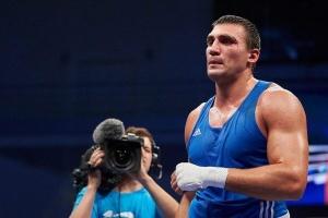 Український боксер Вихрист перейшов в профі