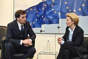 """За п'ять місяців ухвалили майже 30 """"євроінтеграційних"""" законів — Гончарук"""