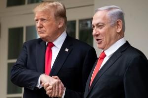 Трамп представив план врегулювання конфлікту між Ізраїлем і Палестиною