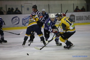 УХЛ: «Белый Барс» и «Донбасс» одержали победы