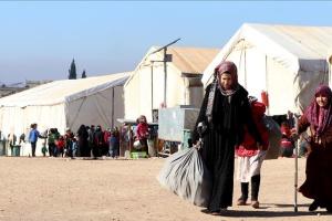 Почти 40 тысяч сирийцев стали беженцами за последние сутки - СМИ