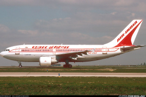 Правительство Индии выставило на продажу национального авиаперевозчика
