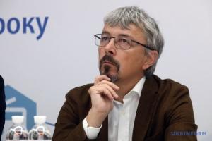 Ткаченко прийшов на комітет ВР – говорили про ситуацію з центром Довженка