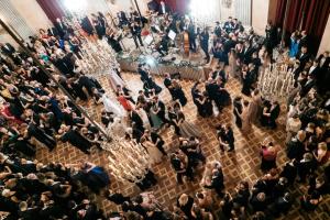 Дебютанты Украинского бала в Вене будут вальсировать под пение Кристины Соловий