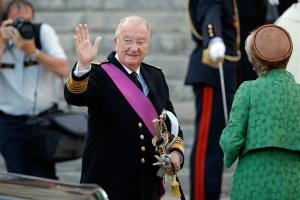 Бывший король Бельгии признал внебрачную дочь после теста ДНК
