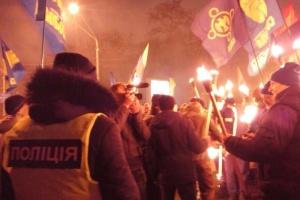 У Харкові 500 правоохоронців забезпечуватимуть порядок під час смолоскипного маршу