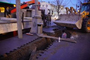 В Виннице начали масштабный проект по модернизации уличного освещения