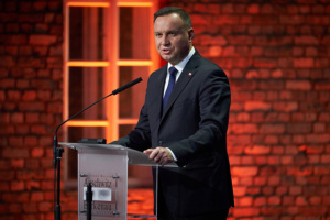 Shmyhal thanks Duda for supporting Ukraine at inauguration