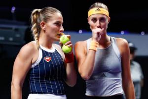 Стали відомі фіналістки парного розряду Australian Open