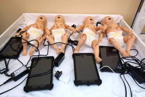 В университете Каразина открыли симуляционный центр медподготовки