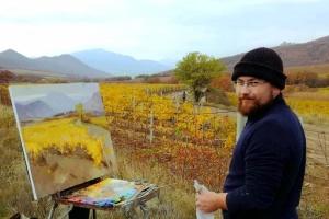 В Абу-Дабі відбудеться виставка кримського художника Олександра Тюнькіна