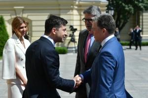 Як делегація США їздила на інавгурацію Зеленського - оприлюднили документи