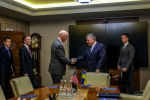 Аваков зустрівся з заступником держсекретаря США