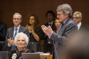 В Європарламенті вшанували пам'ять жертв Голокосту