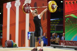 Coupe du monde d'haltérophilie: Iryna Dekha a remporté la médaille d'or