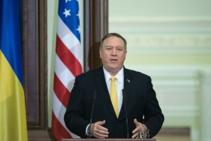 Помпео прокомментировал санкции США по Nord Stream 2