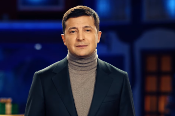 Volodymyr Zelensky confirme qu'il n'a pas l'intention de briguer un second mandat