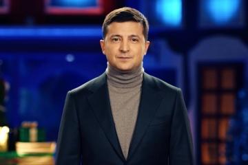 Volodymyr Zelensky: Aimer l'Ukraine signifie aimer tous les Ukrainiens