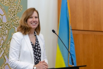 Kristina Kvien: Policy of support for Ukraine remains steady