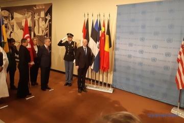 L'Estonie promet que la question ukrainienne restera à l'ordre du jour du Conseil de sécurité des Nations Unies