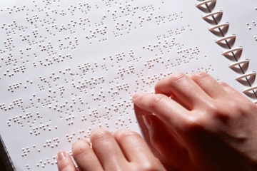 Aujourd'hui marque la Journée mondiale du braille
