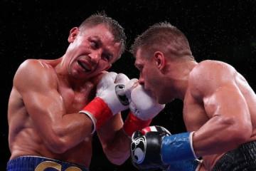Derevyanchenko vs Golovkin, la mejor pelea de 2019 según Boxingscene