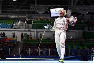 Kharlan, la mejor deportista de diciembre en Ucrania