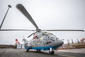 Dos helicópteros Airbus H125 llegan a Ucrania