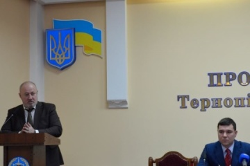 Rivne and Ternopil regional prosecutors introduced to their teams