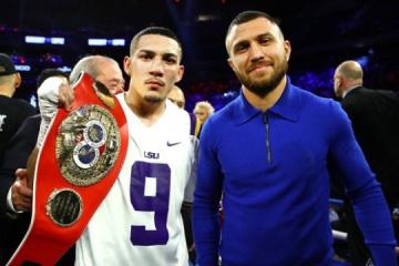 López quiere pelear contra Lomachenko en Nueva York