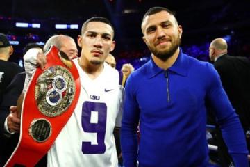 Boxen: Lopez will mit Lomachenko in New York kämpfen